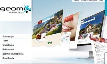geomix websites