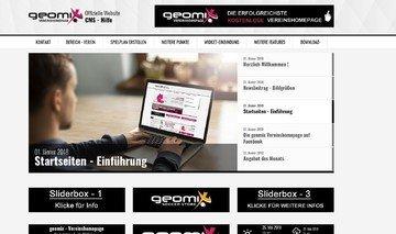 geomix Vereine